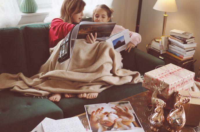 fotoksiążki w roli prezentów