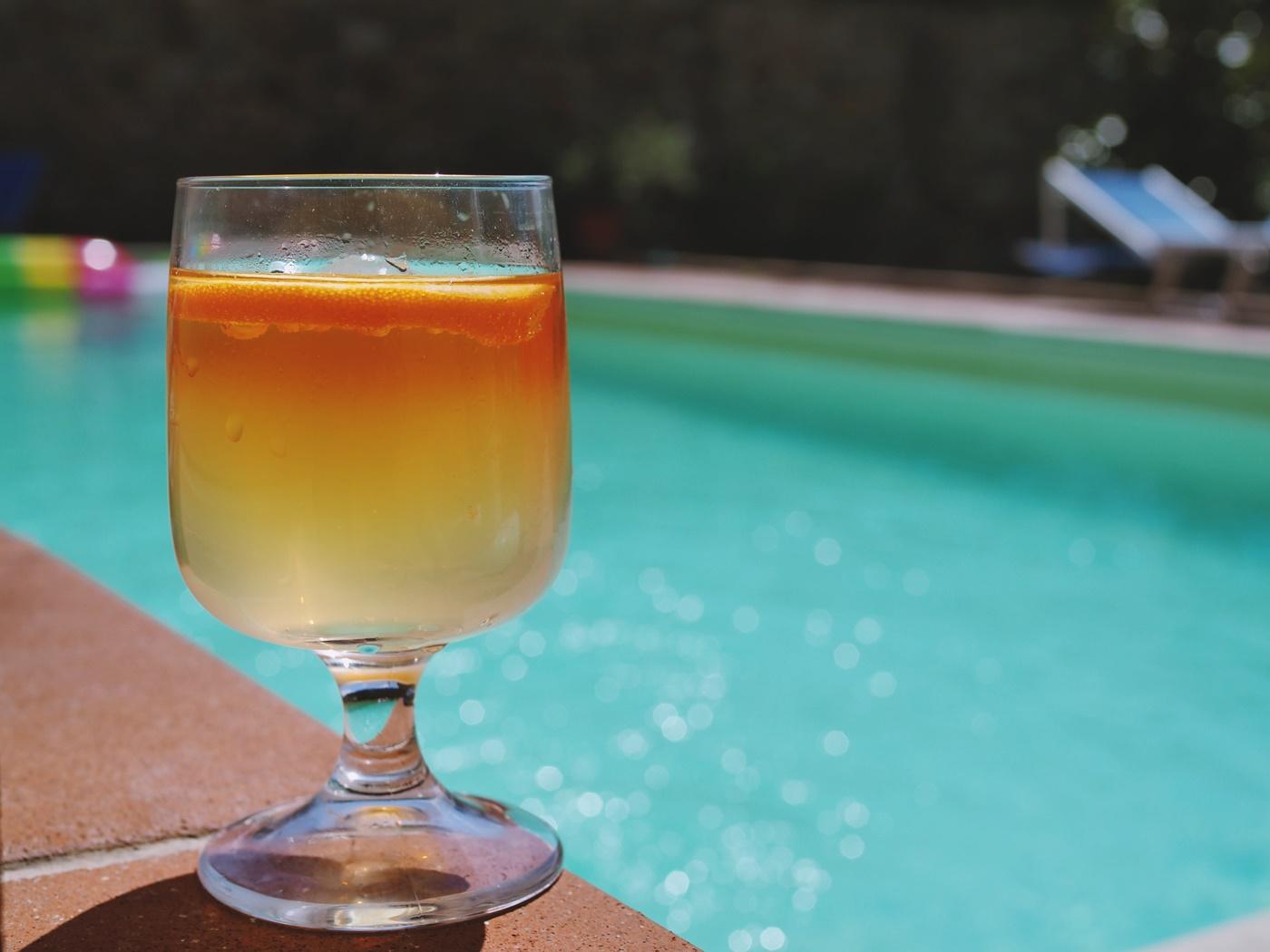 wakacyjne drinki