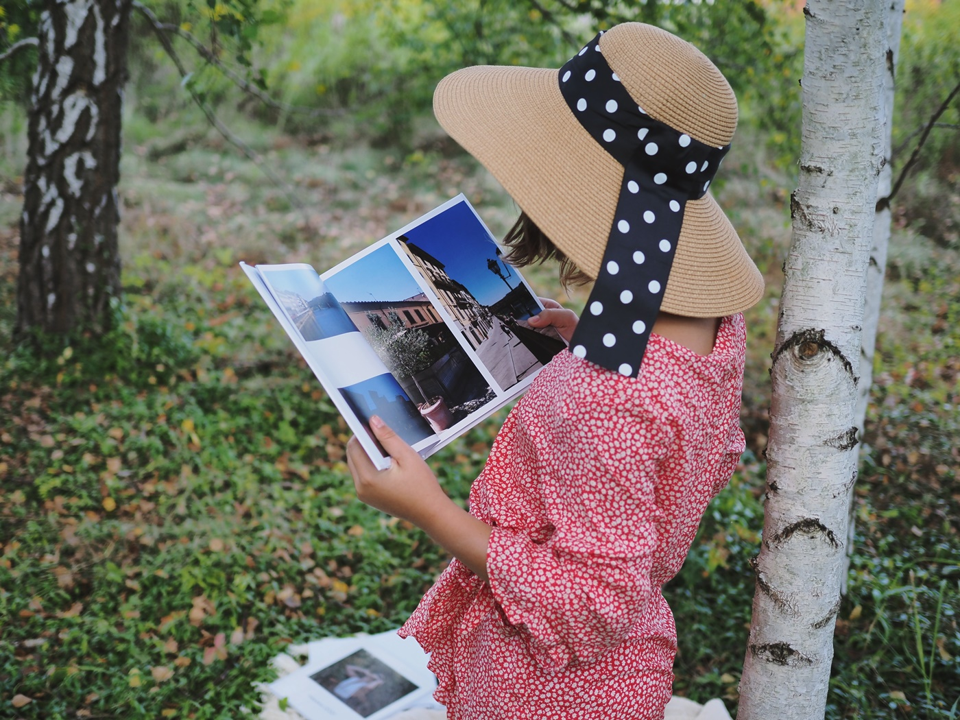wakacyjna fotoksiążka pixbook
