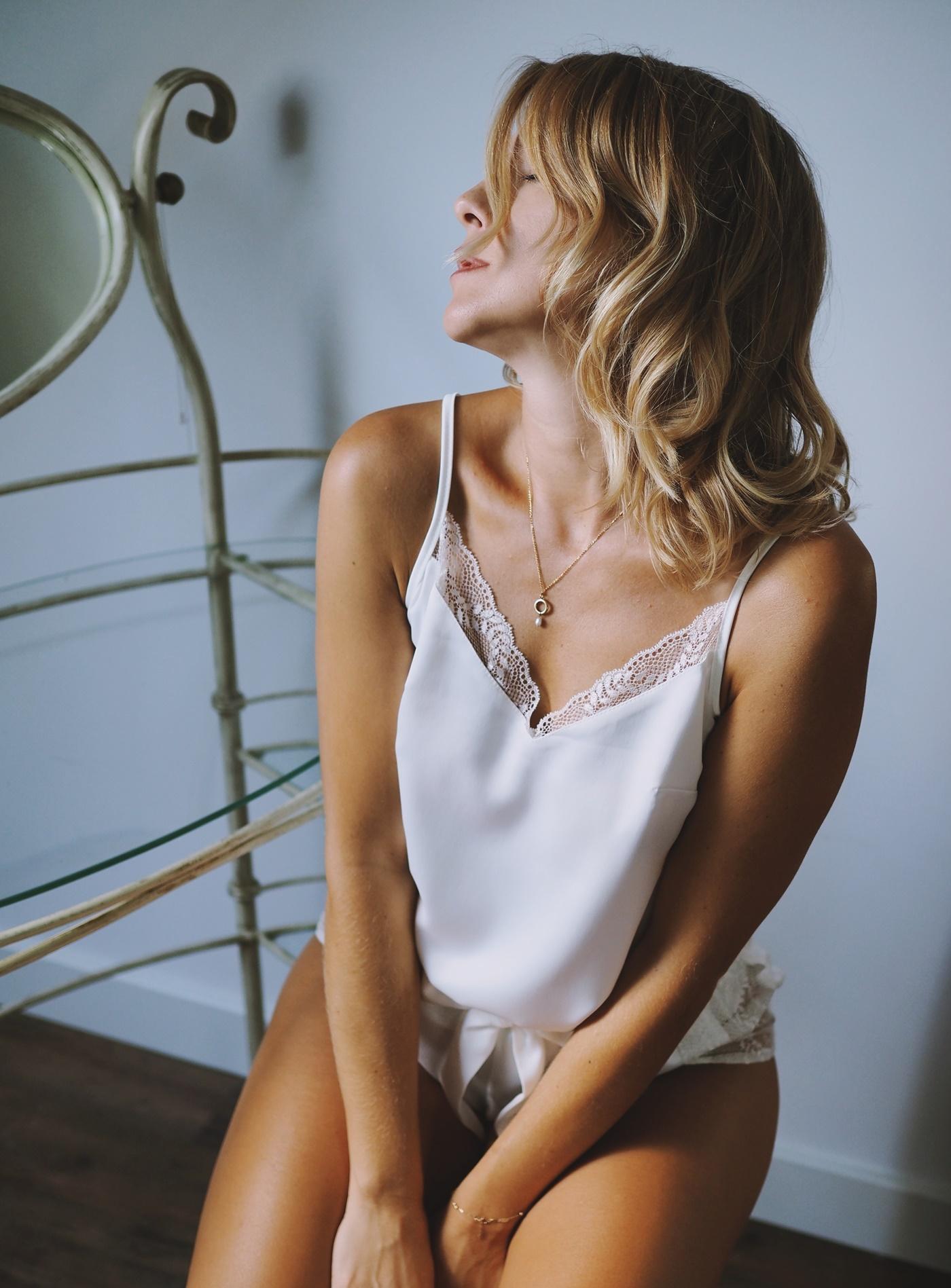 piżama damska bohomoss