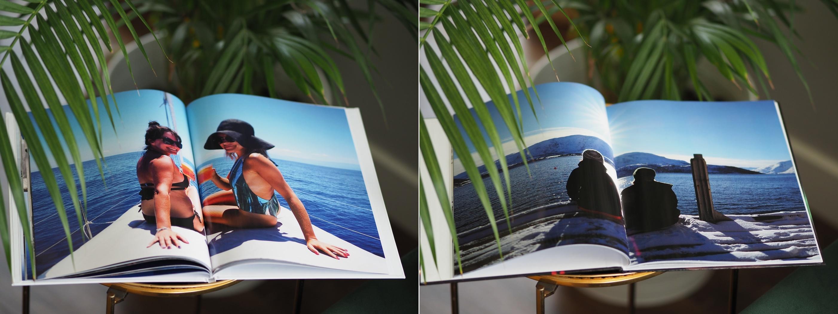 sycylia i norwegia w fotoksiążkach