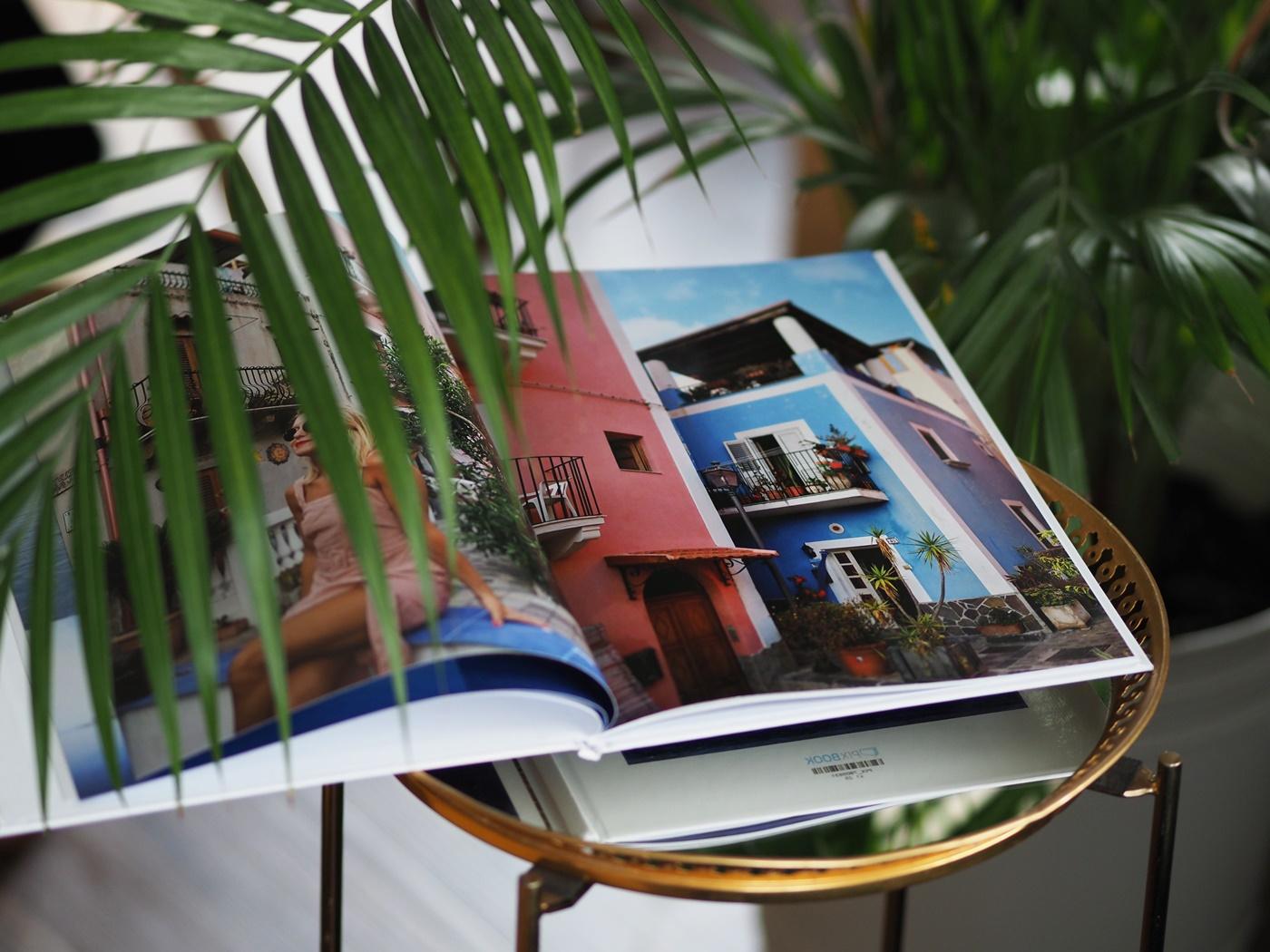 fotoksiążka podróżnicza