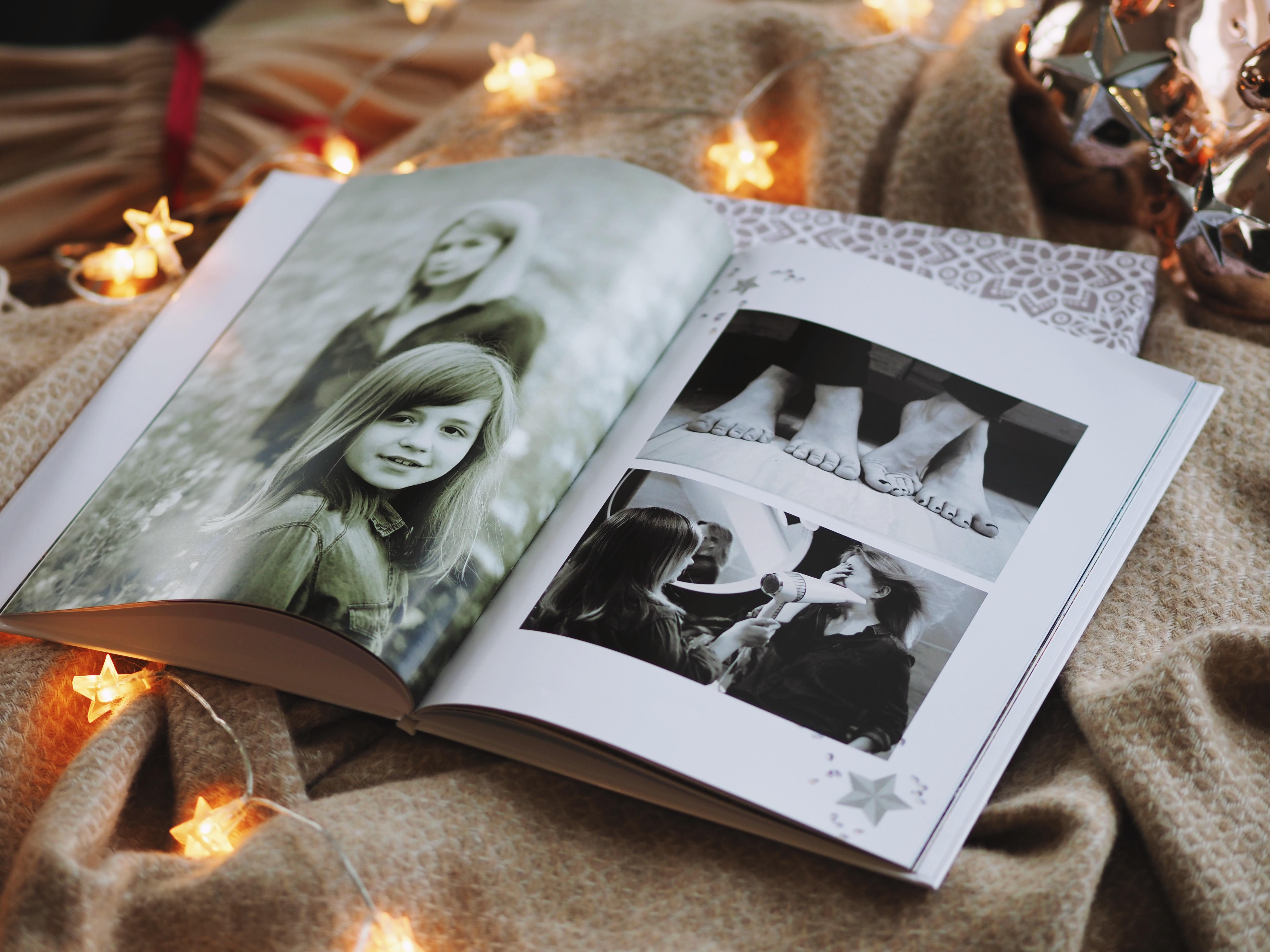 fotoksiążka na święta